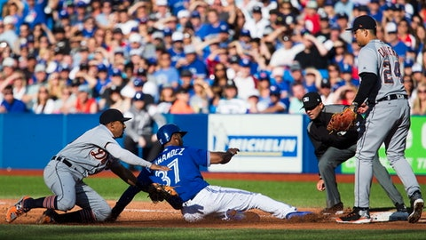 Blue Jays notebook: Toronto extends winning streak to four games