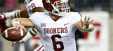 Mayfield with 3 TDs as No. 5 Sooners top No. 2 Ohio St 31-16 (Sep 09, 2017)