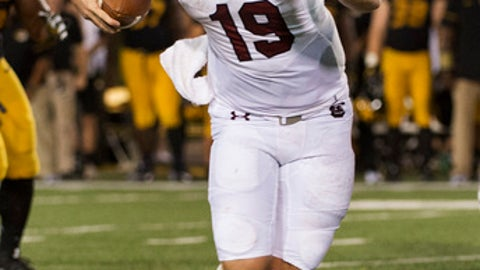 Will Muschamp: Deebo Samuel should 'absolutely' be a Heisman contender