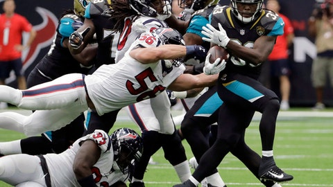 Texans lose Brian Cushing for 10 games after second PEDs violation