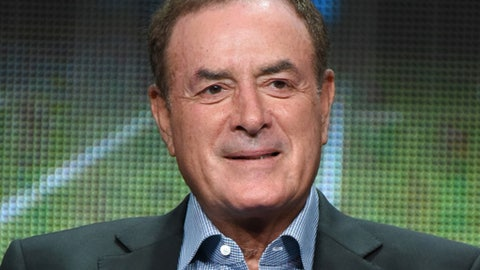 Al Michaels participates in the