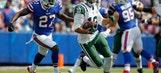 Jets' Kearse no fan of Raiders' home: 'I hate their field'