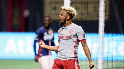 Revolution Fall 7-0 to Atlanta, Remain Winless on Road