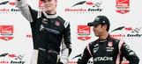 Dixon within striking distance of 5th IndyCar championship