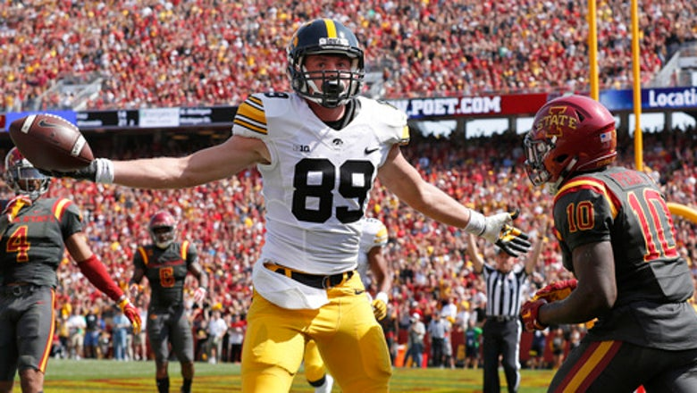 Iowa looking for complete team effort against North Texas
