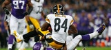 Rhodes-Brown matchup in Vikes-Steelers game for Miami pride