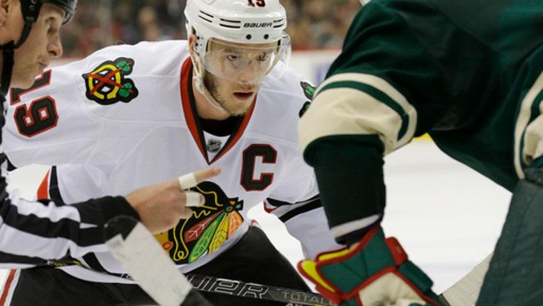 Toews hoping renewed focus on athleticism improves game