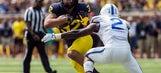 No. 7 Michigan leans on kicking game, beats Air Force 29-13 (Sep 16, 2017)