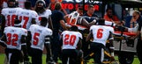 Auburn lineman Darius James carted off field with injury