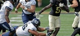 Wolford scores 3 TDs, Wake Forest beats Utah State 46-10 (Sep 16, 2017)