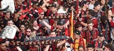 United fans bask in record-setting MLS crowd