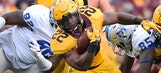McCrary, Minnesota power through Middle Tennessee, 34-3 (Sep 16, 2017)
