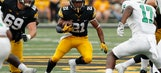 Freshmen giving Iowa offense a major boost