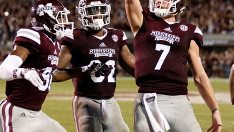 Eye-opening win pushes No. 17 Mississippi St into spotlight