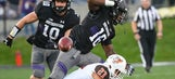 Thorson has career day, Northwestern tops Bowling Green 49-7
