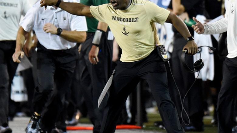 Vanderbilt coach starting to reap benefits of experience