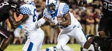 Snell's 2 TDs lead Kentucky to 23-13 win over Gamecocks (Sep 16, 2017)