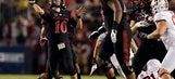 Pac-12 in the dark: Lights go out at Stanford-San Diego St