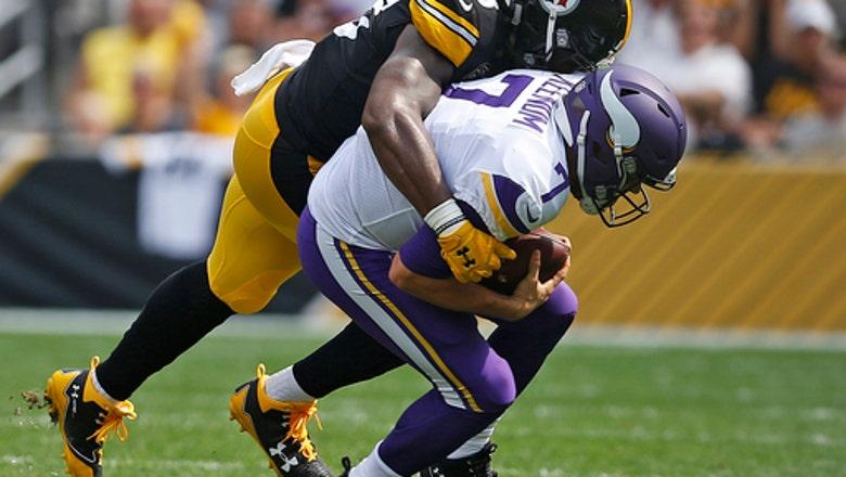Steelers defense turning heads, Vikings struggle without QB