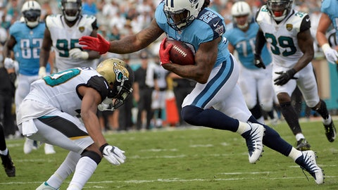Titans Blast Jaguars 37-16 with Big Second Half