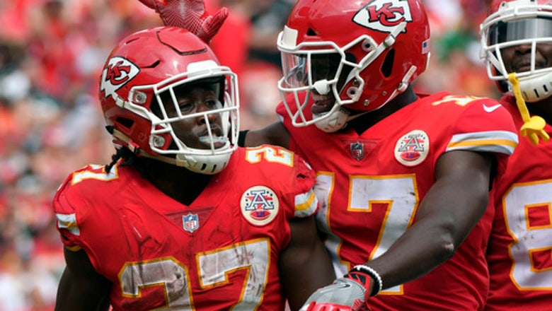 Chiefs take over top spot in AP Pro32 poll; Falcons are 2nd