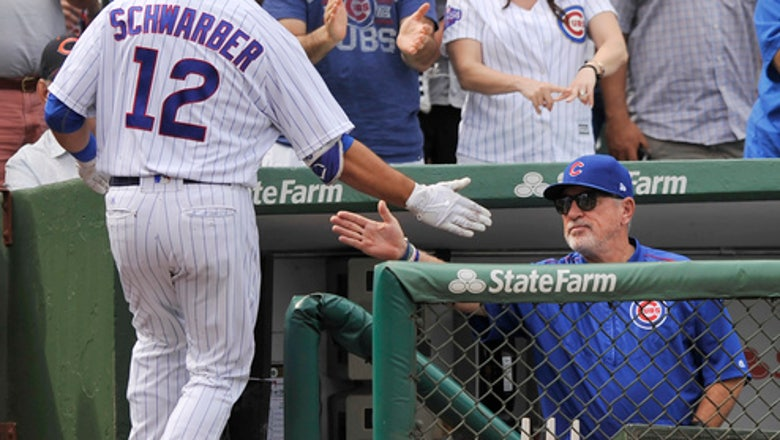 LEADING OFF: HR record set to fall, Maddon back in TB