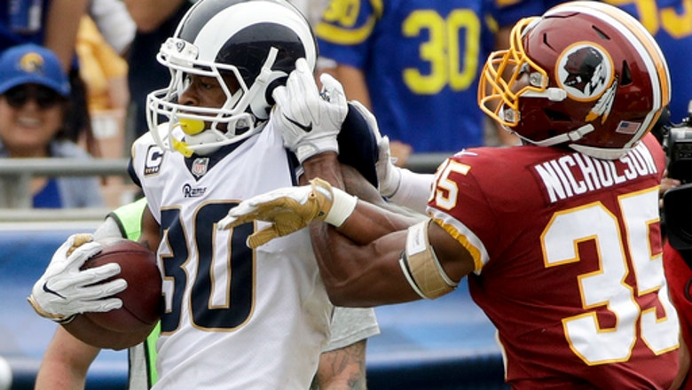 House of pain: Redskins ready to play through injuries