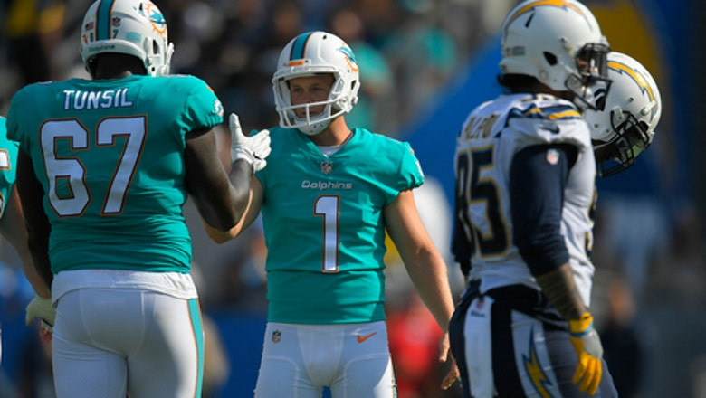 Dolphins hold on to spoil Chargers' LA debut, 19-17