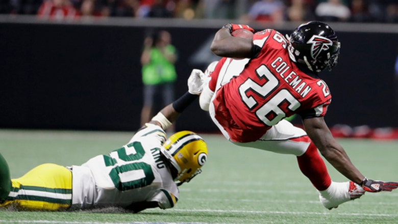 Falcons with a repeat performance in 34-23 win over Packers