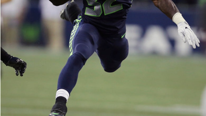 Chris Carson running into a prominent role for Seahawks