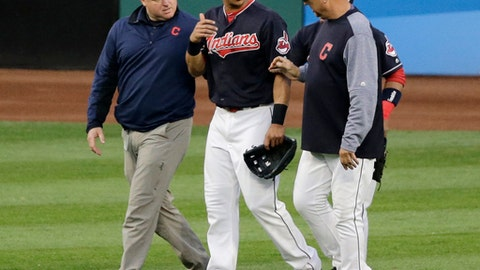 Indians provide Michael Brantley update