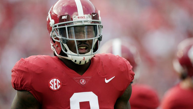 Alabama's Bo Scarbrough not piling up big numbers - yet