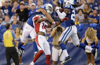 Colts' young secondary growing up fast amid injuries