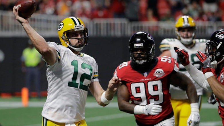 Falcons missing 3 injured starters for game against Lions