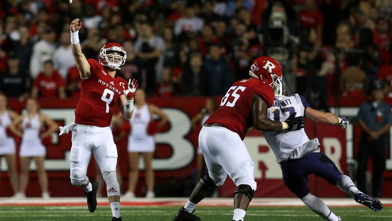 Huskers desperate for win over Rutgers after week of tumult
