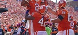 No. 2 Clemson prepares for next test vs 12th-ranked Hokies