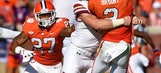 No. 2 Clemson pulls away in 4th quarter to beat BC 34-7 (Sep 23, 2017)