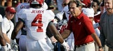 Hobbled Mississippi tries to compete with No. 1 Alabama