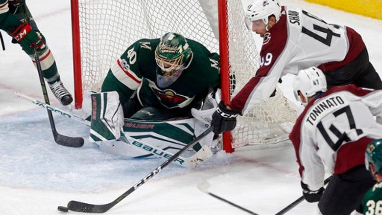 Frk, Nielsen score 2 each as Red Wings beat Bruins 5-1
