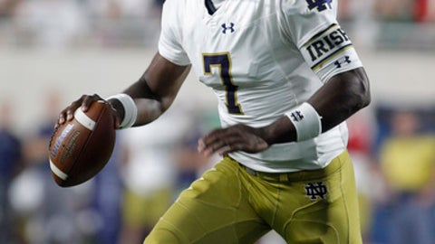 #16 Notre Dame Fighting Irish (5-1)