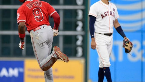 Angels at Astros — Preview