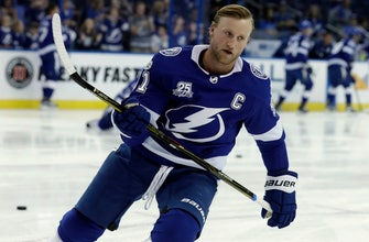 Steven Stamkos is back, ready to lead hungry Lightning
