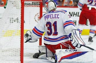 Konecny's OT goal lifts Flyers over Rangers