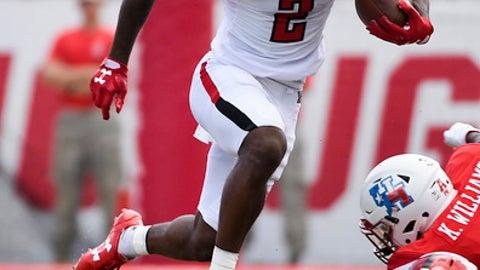 #24 Texas Tech Red Raiders (4-1)