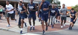 Annual Husky run marks unofficial start to UConn season