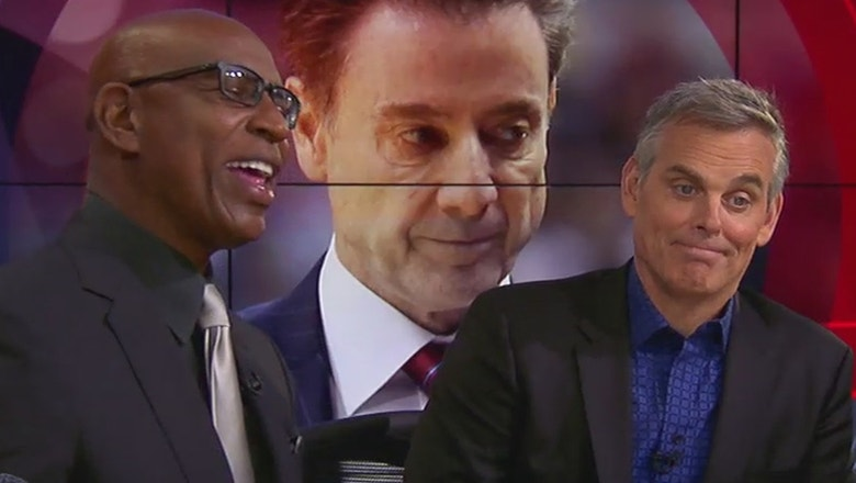 Eric Dickerson reacts to Pitino's firing, says 'all of them cheat'