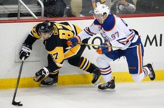 NHL stars pick between Crosby, McDavid as best player