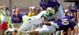 Flowers, No. 18 USF remain perfect, rout ECU 61-31 (Sep 30, 2017)