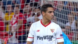 Sevilla vs. NK Maribor | 2017-18 UEFA Champions League Highlights