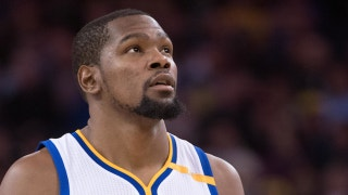 Kevin Durant admitted to calling out the Thunder on Twitter and it was kind of refreshing